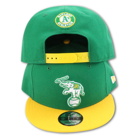 OAKLAND ATHLETICS NEW ERA 9FIFTY SNAPBACK