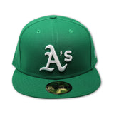 OAKLAND ATHLETICS (GREEN) NEW ERA 59FIFTY FITTED