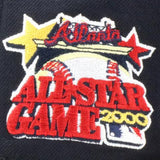 ATLANTA BRAVES 2000  ALL-STAR GAME NEW ERA 59FIFTY FITTED PATCH