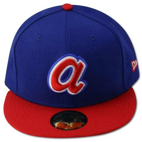 ATLANTA BRAVES NEW ERA 59FIFTY FITTED