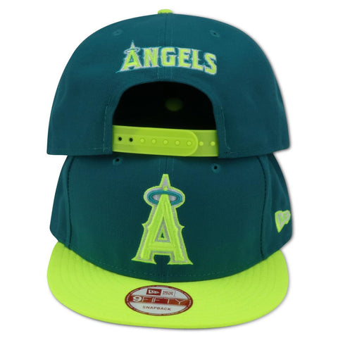 ANAHEIM ANGELS NEW ERA 9FIFTY SNAPBACK