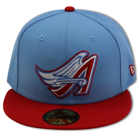 ANAHEIM ANGELS NEWERA 59FIFTY FITTED (AIR JORDAN 10 RETRO CHICAGO)