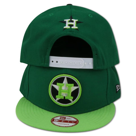 HOUSTON ASTROS NEW ERA 9FIFTY SNAPBACK