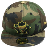 TORONTO BLUE JAYS CAMO NEW ERA 59FIFTY FITTED