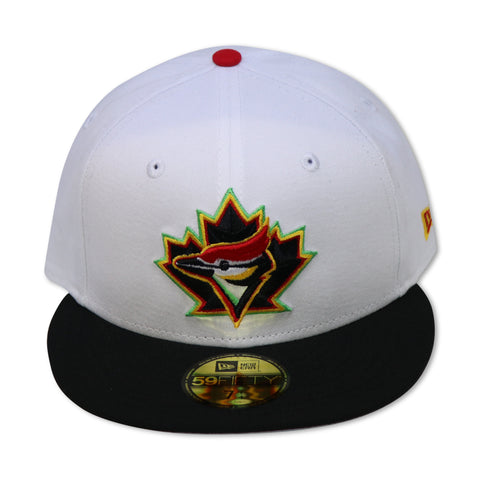 "TORONTO BLUE JAYS ""JORDAN 6 HARE"" NEW ERA 59FIFTY FITTED"
