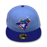 "TORONTO BLUEJAYS ""30TH SEASON"" NEW ERA 59FIFTY FITTED (RED BOTTOM)"