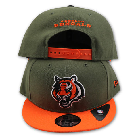 CINCINNATI BENGALS NEW ERA 9FIFTY SNAPBACK (AIRMAX 95 OG)