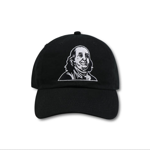 MIGHTY NYC BENNY BLACK DAD HAT