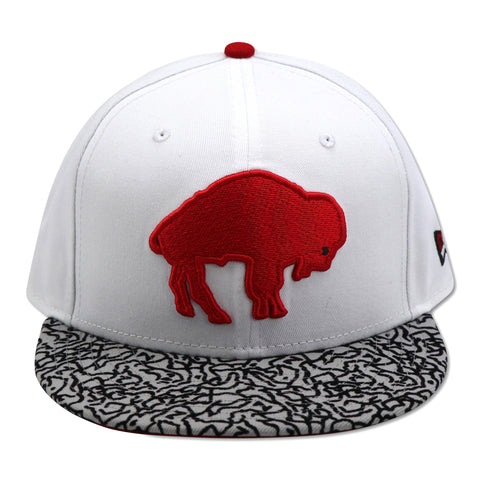 BUFFALO BILLS NEW ERA 59FIFTY FITTED (KATRINA AIR JORDAN 3 RETRO)