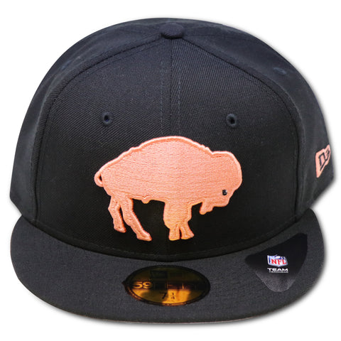 BUFFALO BILLS 59FIFTY NEW ERA FITTED ( PEACH FOAMS)