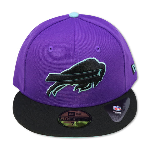 "BUFFALO BILLS ""RETRO 5 GRAPES"" NEW ERA 59FIFTY FITTED"