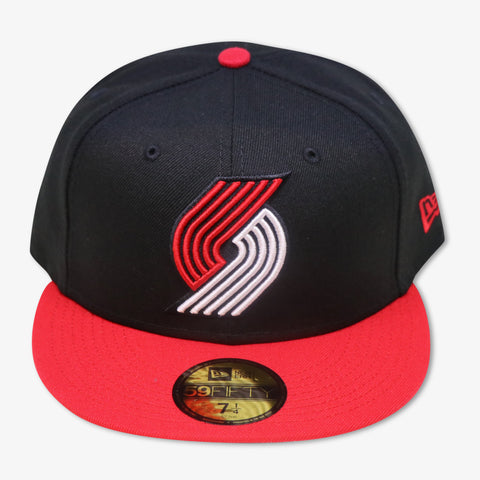 PORTLAND BLAZERS 2-TONE NEW ERA 59FIFTY FITTED