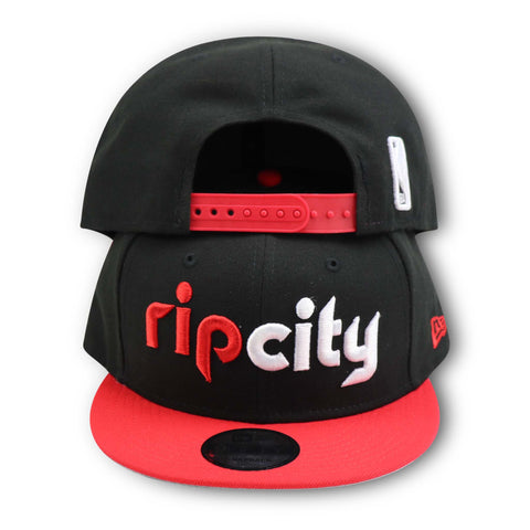PORTLAND TRAILBLAZERS NEW ERA 9FIFTY SNAPBACK