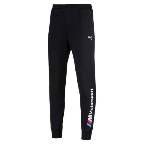 PUMA BMW MMS NAVY SWEAT PANTS