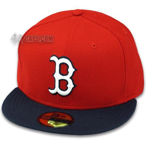BOSTON RED SOX 1999-2000 ALT NEW ERA 59FIFTY FITTED