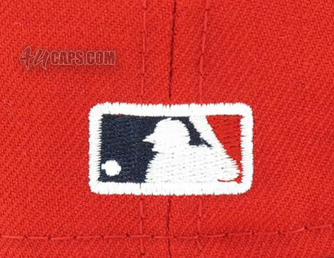 9d7ebd3b8932d1 BOSTON RED SOX 1999 ALL STAR GAME NEW ERA 59FIFTY FITTED GREY BRIM ...