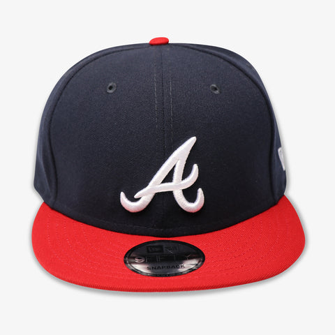 ATLANTA BRAVES  NEW ERA 9FIFTY SNAPBACK