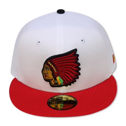 "BOSTON BRAVES ""JORDAN 6 HARE"" NEW ERA 59FIFTY FITTED"