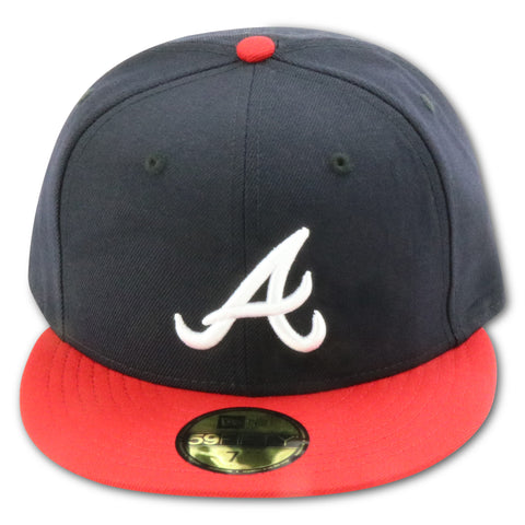 ATLANTA BRAVES 1999-2006 GAME NEW ERA 59FIFTY FITTED