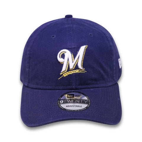 MILWAUKEE BREWERS 920 NEW ERA DAD HAT
