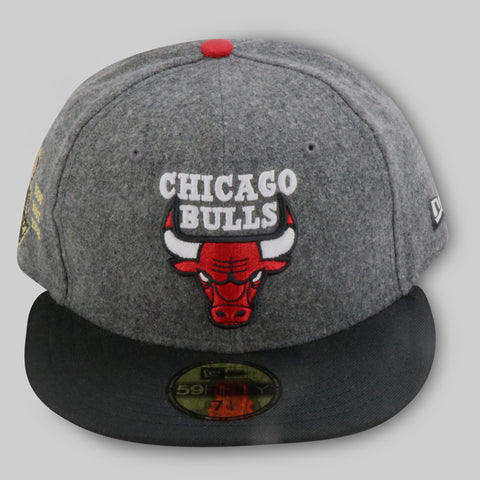 CHICAGO BULLS DYNASTY NEW ERA 59FIFTY FITTED