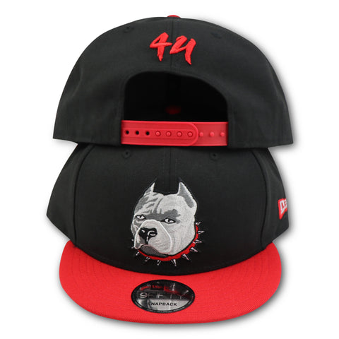 BULLY 4UCAPS EXCLUSIVE NEW ERA 9FIFTY SNAPBACK (AIR JORDAN 3 RETRO CEMENT)