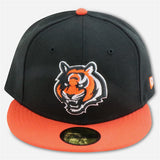 CINCINNATI BENGALS NEW ERA 59FIFTY FITTED