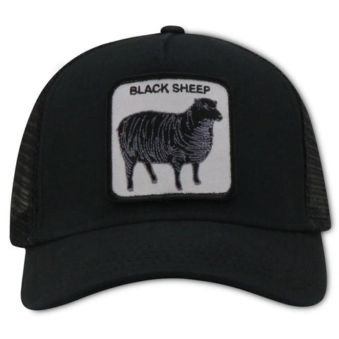BLACK SHEEP GOORIN BROS SNAPBACK (BLACK)