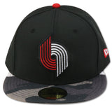 PORTLAND TRAILBLAZERS NEW ERA 59FIFTY FITTED