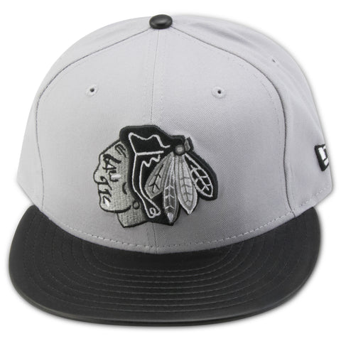 CHICAGO BLACK HAWKS NEW ERA 59FIFTY FITTED
