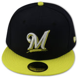 MILWAUKEE BREWERS NEW ERA 59FIFTY FITTED