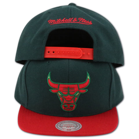 "CHICAGO BULLS ""GUCCI"" MITCHELL & NESS  SNAPBACK"