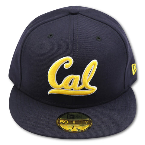 CAL BERKELEY GOLDEN BEARS NEW ERA 59FIFTY FITTED