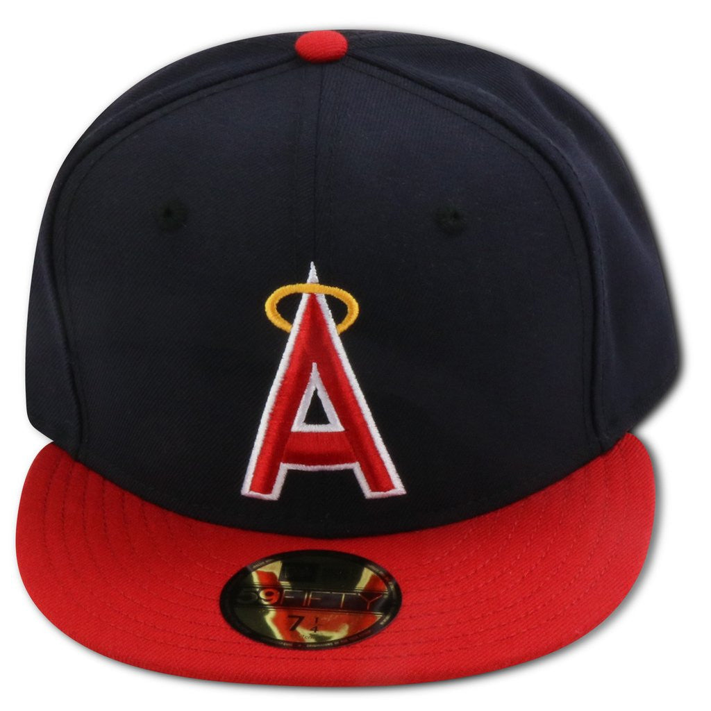 3ce02ff414a CALIFORNIA ANGELS 1992 GAME NEW ERA 59FIFTY FITTED (GREEN BRIM) – 4ucaps.com