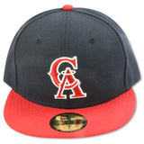 CALIFORNIA ANGELS NEW ERA 59FIFTY FITTED
