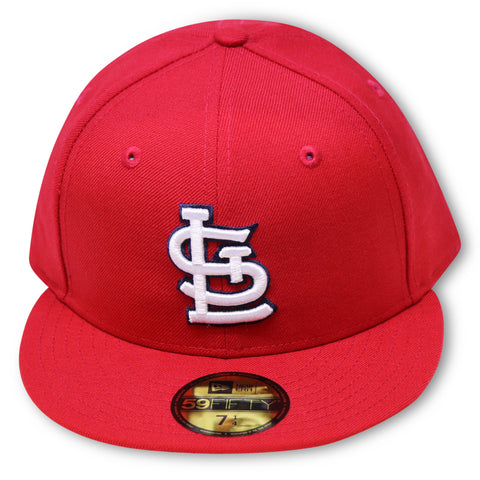 ST. LOUIS CARDINALS 1999-2006 HOME NEW ERA 59FIFTY FITTED