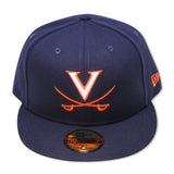 VIRGINIA CAVALIERS NEW ERA 59FIFTY FITTED