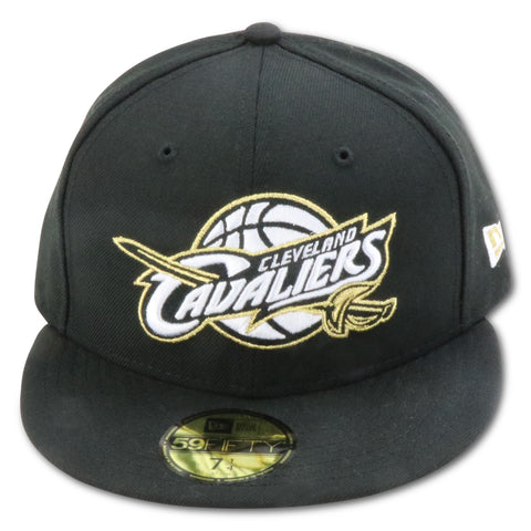 CLEVELAND CAVALIERS NEW ERA 59FIFTY FITTED (AIR JORDAN 11 RETRO HEIRESS)