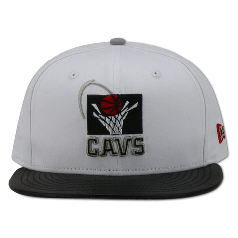CLEVELAND CAVALIERS NEW ERA 59FIFTY FITTED (AIR JORDAN 5 RETRO CEMENT)