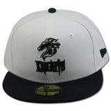 CHARLOTTE KNIGHTS NEW ERA 59FIFTY FITTED
