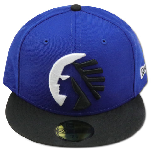 MEMPHIS CHICKS NEW ERA 9FIFTY FITTED (AIR JORDAN 13 RETRO HYPER ROYAL)