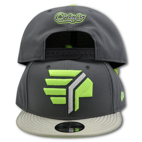 SYRACUSE CHIEFS NEW ERA 9FIFTY SNAPBACK (NIKE AIRMAX95 OG)