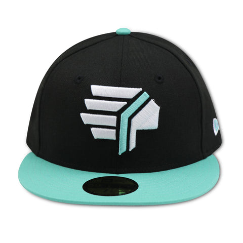 SYRACUSE CHIEFS NEW ERA 59FIFTY FITTED  (ISLAND FOAMS)