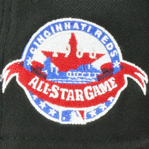info for 19e8c 57852 CINCINNATI REDS 1988 ALL STAR GAME NEW ERA 59FIFTY FITTED PATCH
