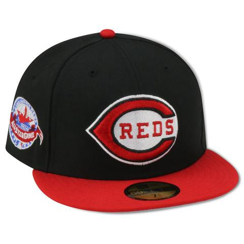 CINCINNATI REDS 1988 ALL STAR GAME NEW ERA 59FIFTY FITTED