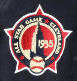CLEVELAND INDIANS 1935 ALL STAR GAME NEW ERA 59FIFTYT FITTED PATCH
