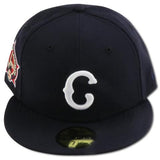 CLEVELAND INDIANS 1935 ALL STAR GAME NEW ERA 59FIFTYT FITTED
