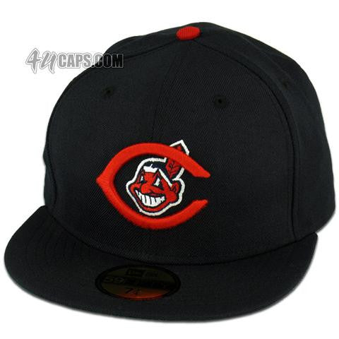 CLEVELAND INDIANS 1951-1957 NEW ERA 59FIFTY FITTED