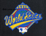 CLEVELAND INDIANS 1997 WORLD SERIES NEW ERA 59FIFTY FITTED PATCH