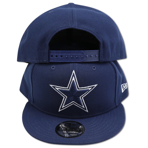 DALLAS COWBOYS NEW ERA 9FIFTY SNAPBACK